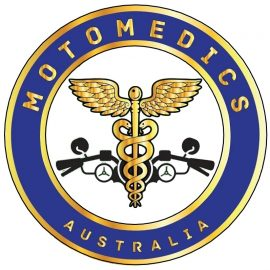 MotoMedics Australia adopts official logo
