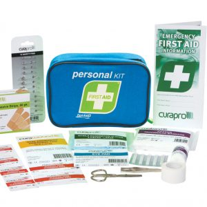 Personal First Aid Kit – FANCP30. Perfect for on the bike