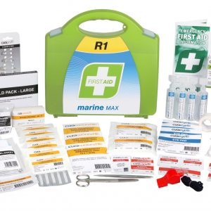 Marine Max First Aid Kit – Plastic – FAR1M20