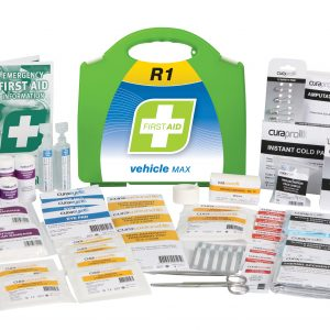 Vehicle Max First Aid Kit – FAR1V20
