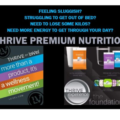 Thrive Premium Nutrition by Le-Vel